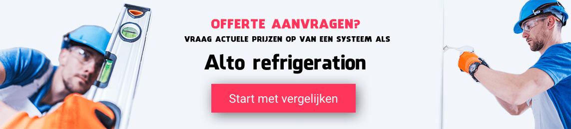 warmtepomp Alto refrigeration