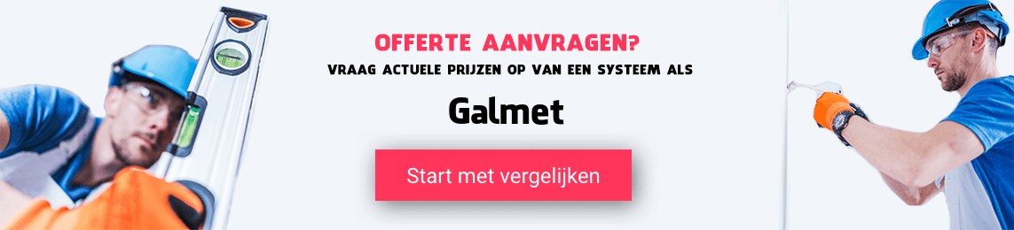 warmtepomp Galmet