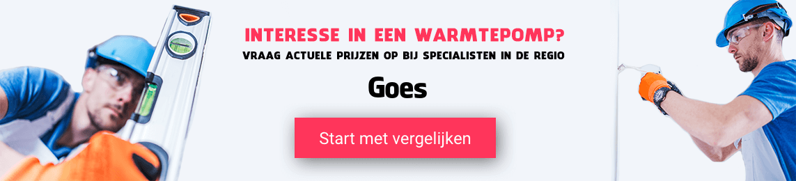 warmtepomp-Goes