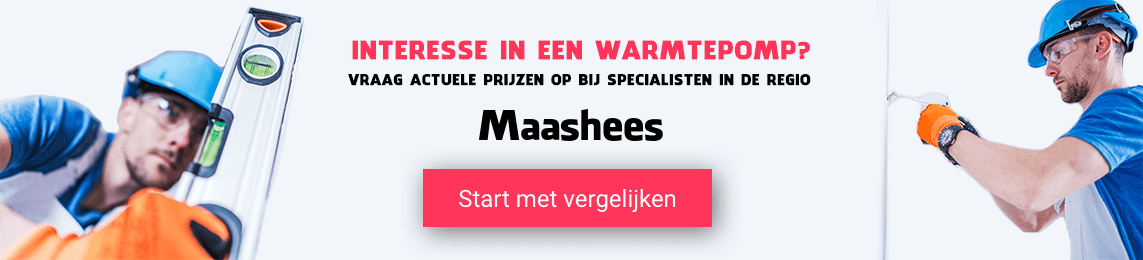 warmtepomp-Maashees