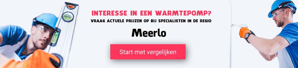 warmtepomp-Meerlo