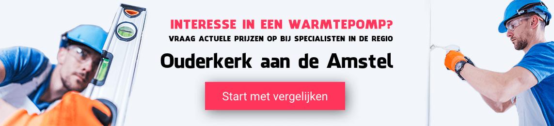 warmtepomp-Ouderkerk aan de Amstel
