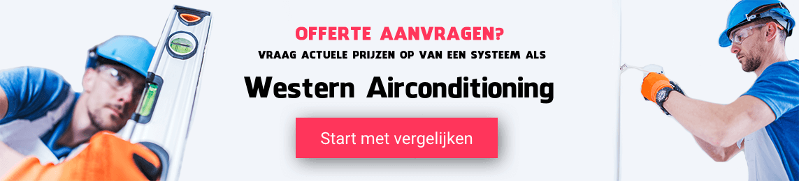 warmtepomp Western Airconditioning